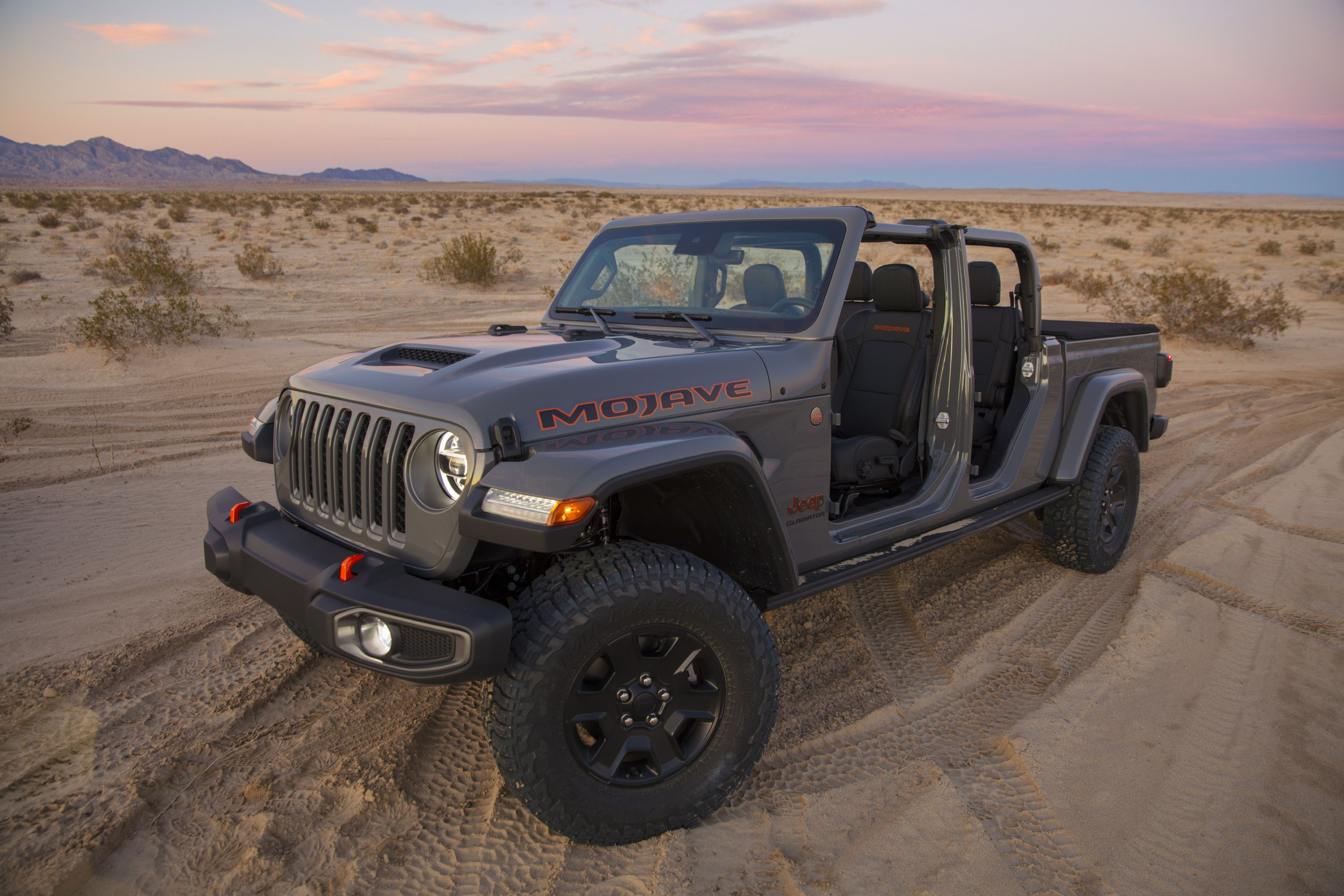 Jeep Gladitor Mohave And High Altitude Special Editions In 2020