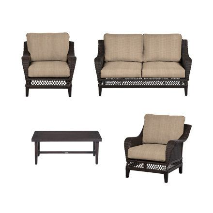Create  Customize Your Patio Furniture Woodbury Collection \u2013 The