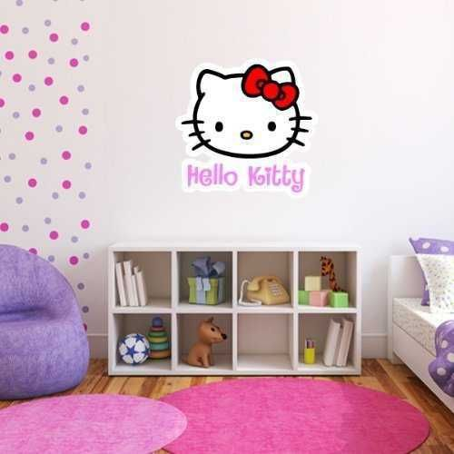 20 Hello Kitty Bedroom Decor Ideas To Make Your Bedroom More Cute Interesting Hello Kitty Bedroom Designs Decorating Inspiration