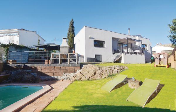 Location Villa prestige Santa Susanna avec piscine privée - Maison 6