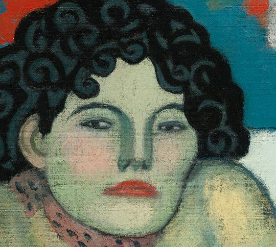 A pintura erótica de Picasso que inspirou Marlene Dietrich