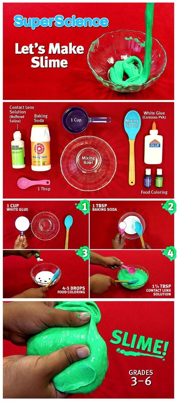 Economics Slime For Kids Diy Slime How To Make Slime