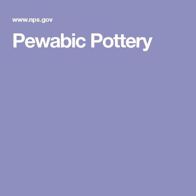 Pewabic Pottery, Pottery, Nps