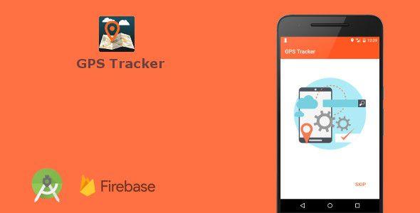 GPS Tracker (Android Studio + Firebase App) - https://codeholder.net ...