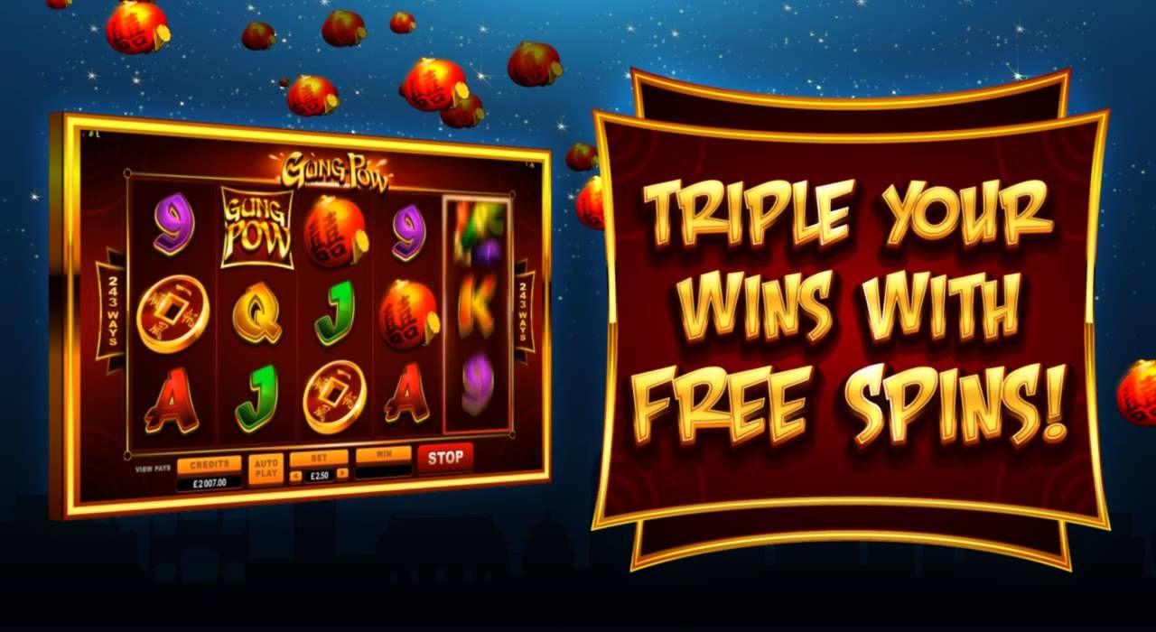 Spiele Gung Pow - Video Slots Online