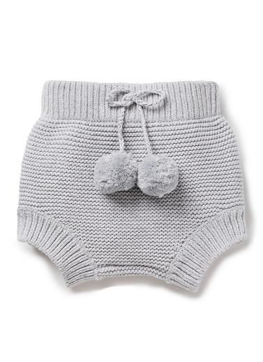 Baby Girls Pants & Shorts | Knit Bloomer | Seed Heritage