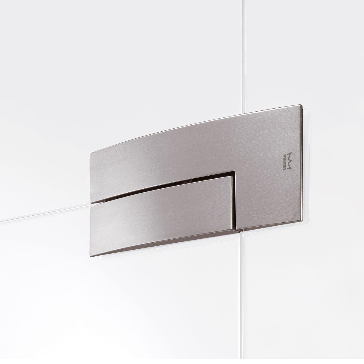 DORMA Universal ARCOS EA Patch Fittings For Tmepered Glass - Porte placard coulissante jumelé avec porte blindée belgique