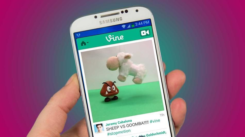 Vine App Coming to Android 'Soon' Android, Geek news, App