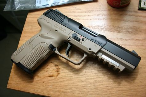Fn 57 Tm Fn 5 7 Five Seven Hand Guns Firearms Guns
