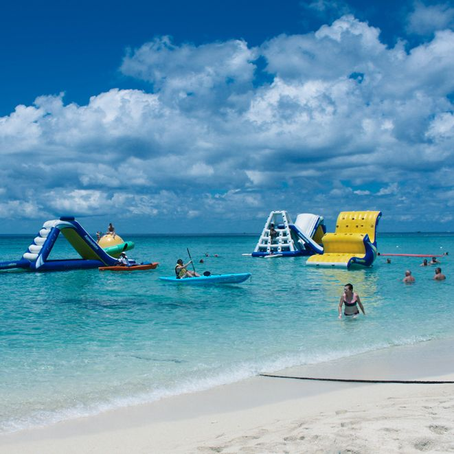 Paradise Beach: Cozumel Vacation En 2018