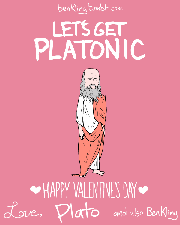 Valentines Day Cards Inspired by Historical Figures – Crazy Valentine Cards