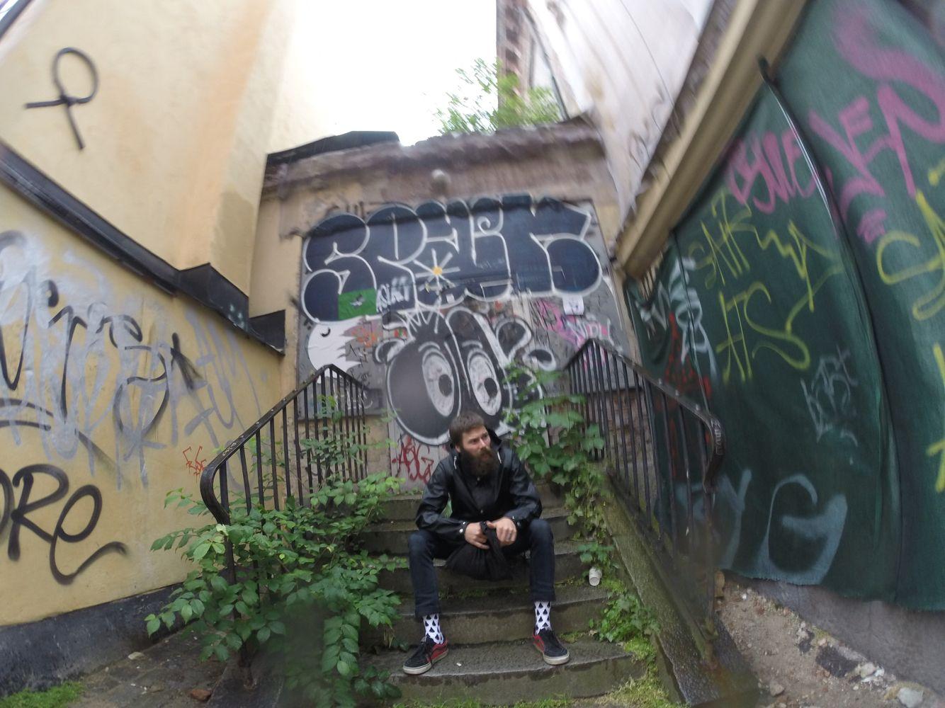 Graffiti Södermalm