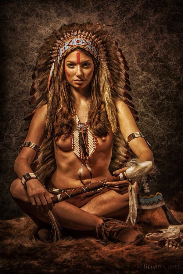 Native Knockout Costume