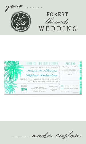 Tropical Teal Beach Wedding Tickets Boarding Pass Invitation Zazzle Com Teal Beach Wedding Beach Wedding Tree Wedding Invitations