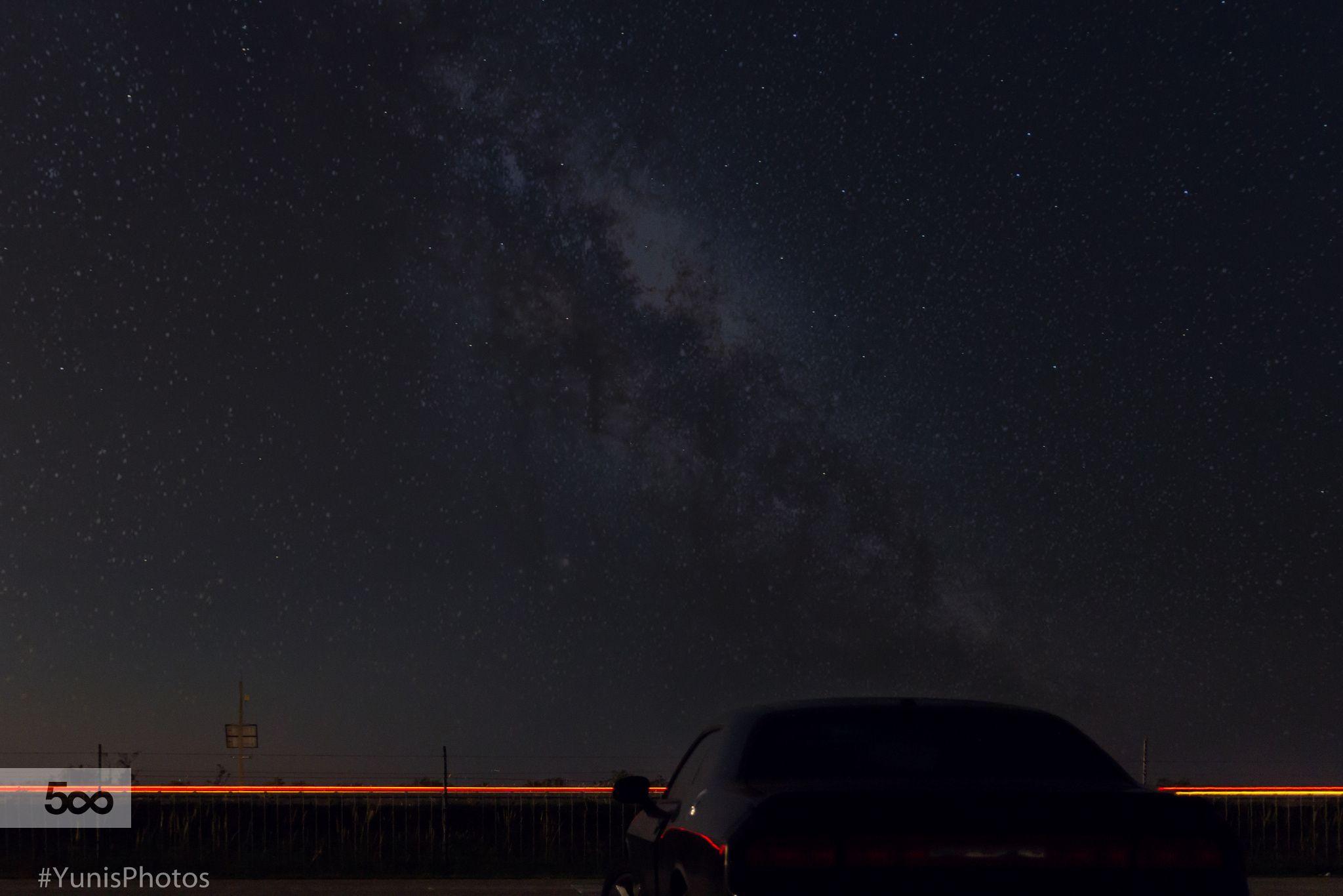 The Night Rider | Everglades florida, Light trails, Night
