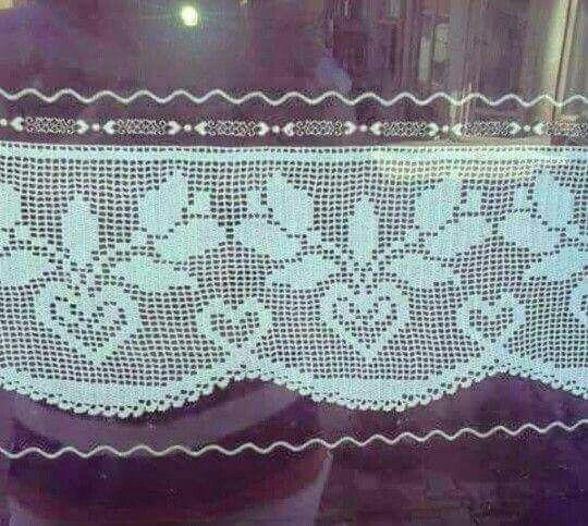 Pin von Devany Rocha auf croche | Pinterest | Muster, Stricken und ...