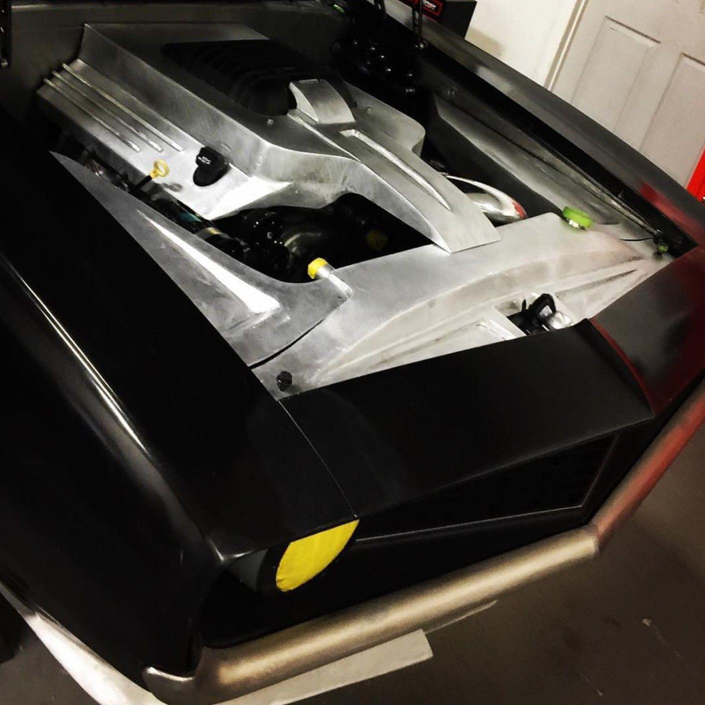 Car Fabrication Custom Cars Sheet Metal Fabrication Metal Shaping