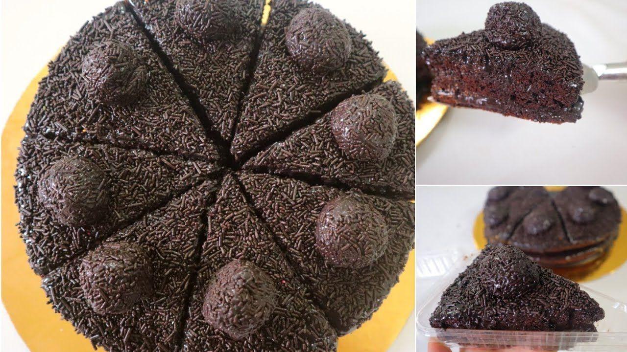 الكيكة البرازيلية الشهيرة بريجاديرو Rigadero Cake Chocolate Chocolate Cookie Desserts