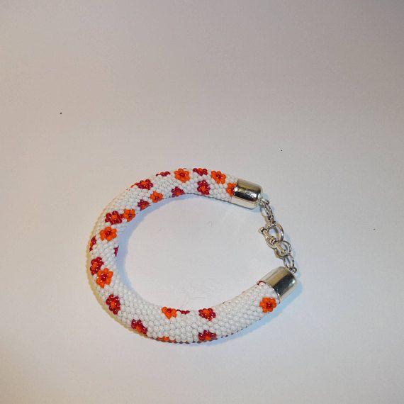 Women Jewelry Beaded bracelet bracelet cord Handmade