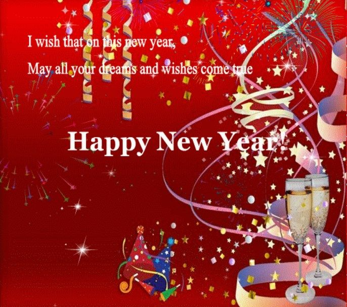 Free new year ecards happy new year 2018 images pinterest ecards free new year ecards m4hsunfo