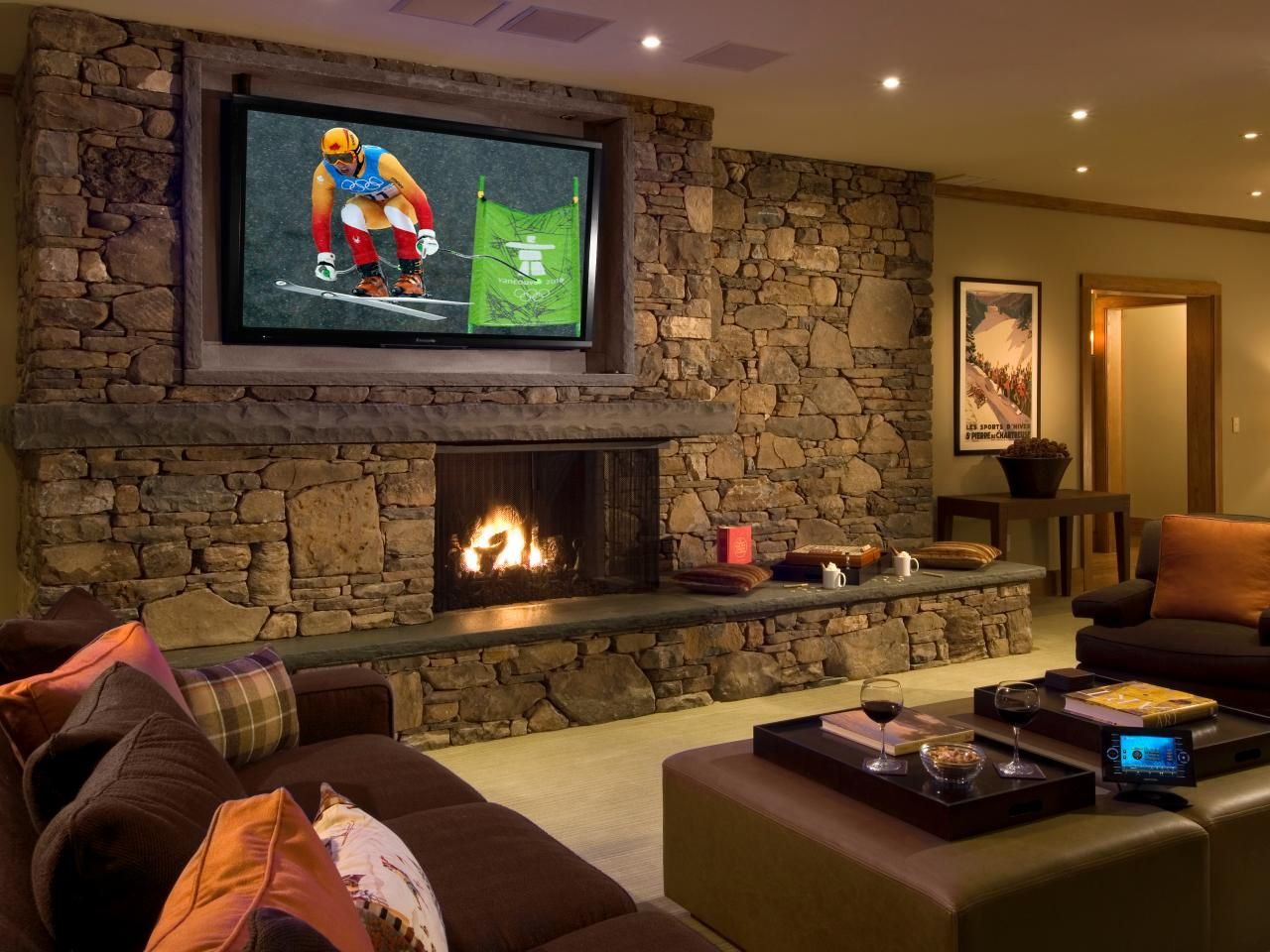 Designer Home Theaters Media Rooms Inspirational Pictures