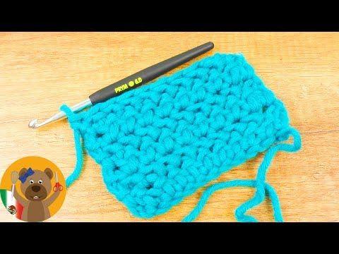 Patrón de tejido Espina de Pescado/ Aprender tejidos en crochet ...