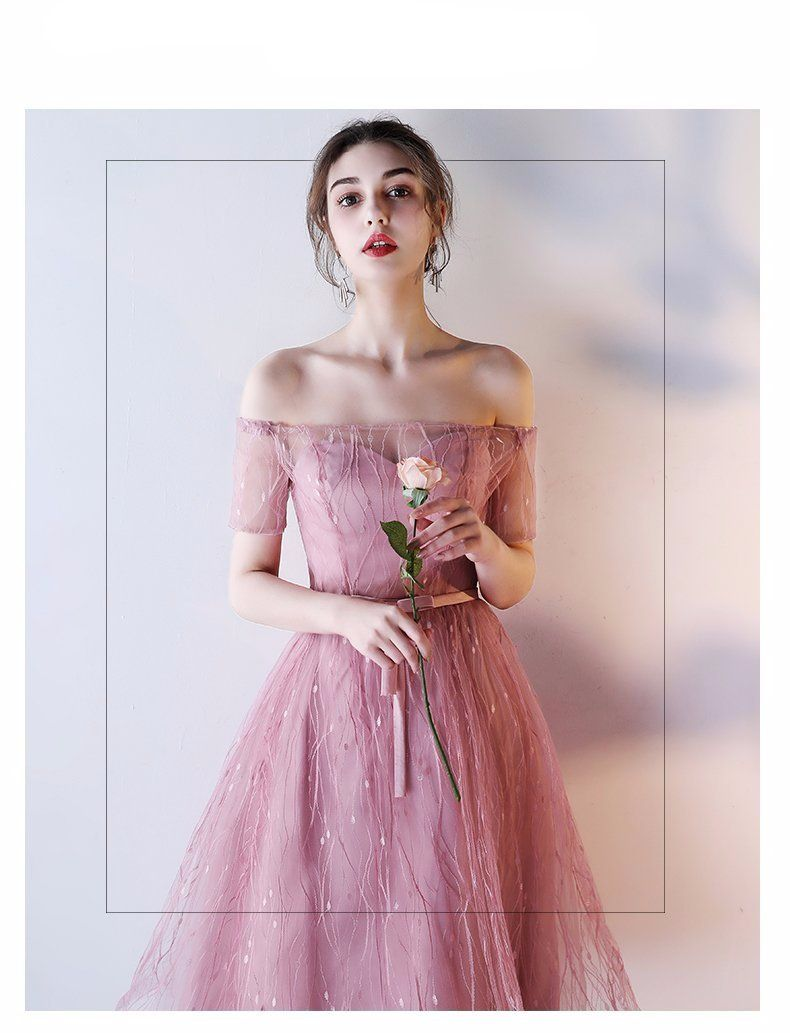 Fixed Free Shipping  Ships within 12 to 20 days Dresses Length  Knee-Length  Neckline  Slash neck Silhouette  A-Line Sleeve Style  Off the Shoulder ... 385c81ea8e93