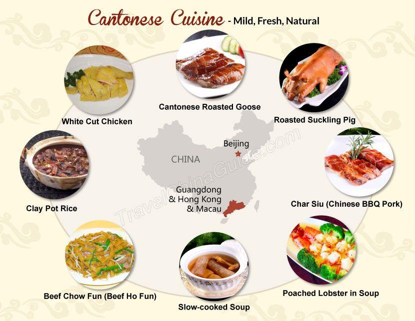 Cantonese cuisine most popular chinese cuisine around