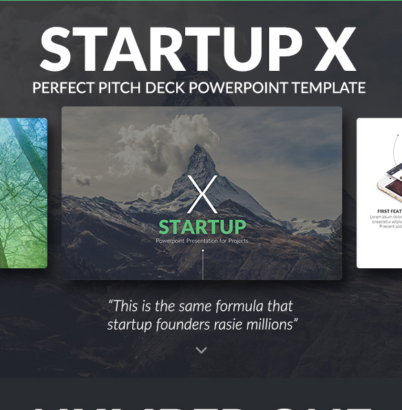 Startup x perfect pitch deck powerpoint template download here welcome to startup x perfect pitch deck powerpoint template this powerpoint slide is built based on professional p toneelgroepblik Images