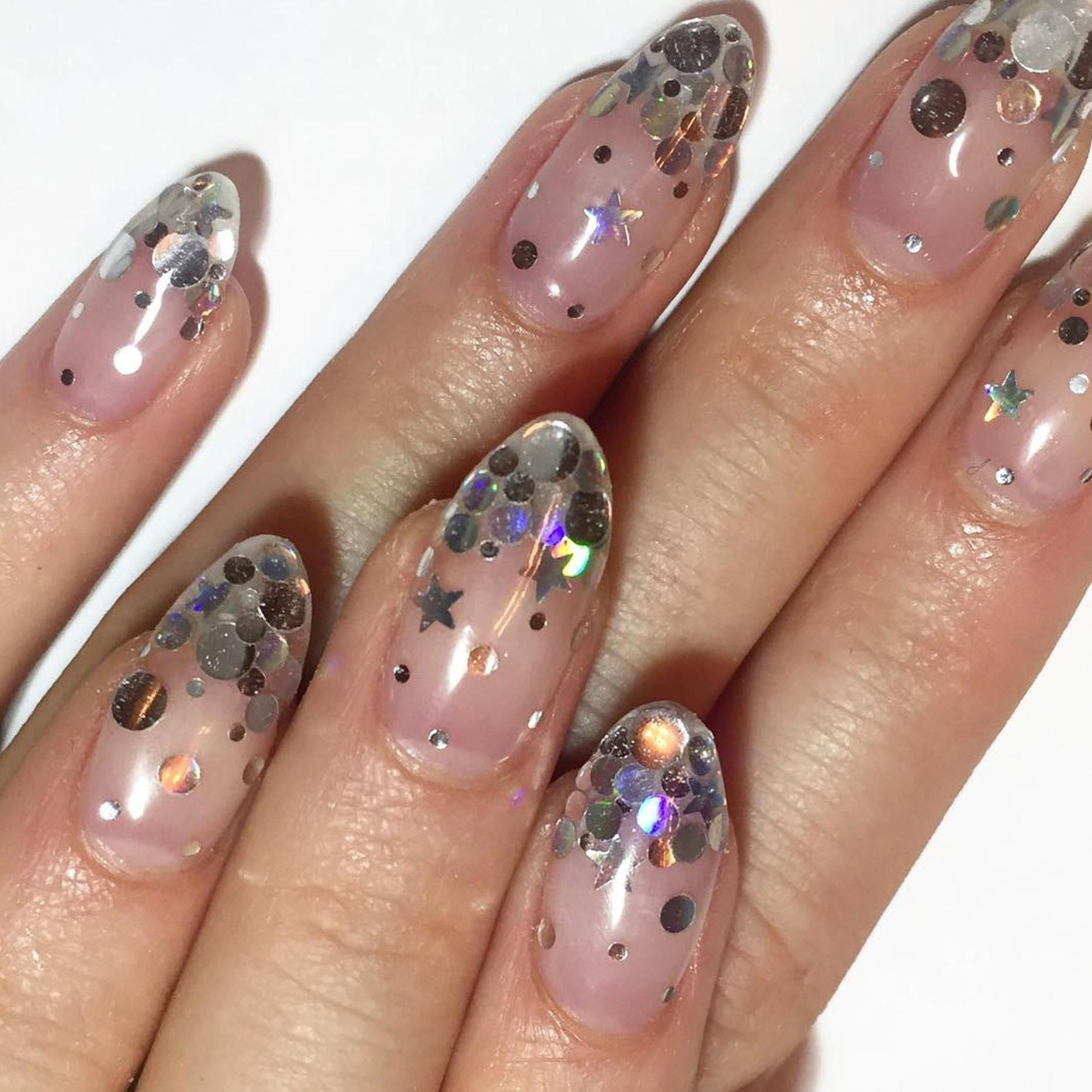 Best Winter Nail Designs 25 Nail Looks To Fight Away The Winter