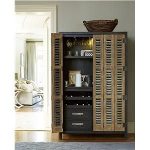 Shop For The Moderne Muse Libations Locker At Furniture Barn U0026 Manor House    Your Cheshire, Southington, Wallingford, Hamden, Durham, New Haven  County, ...