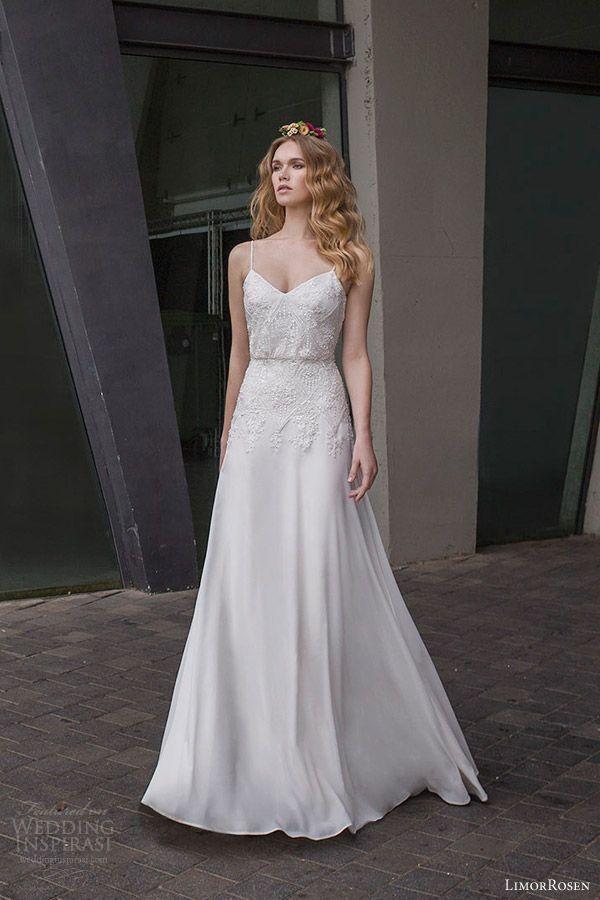 vestidos de novia para soñar: limorrosen | novias y damas
