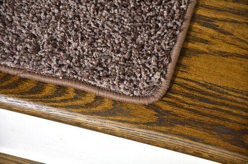 Best Dean Washable Non Slip Carpet Stair Treads Fresh Coffee 400 x 300