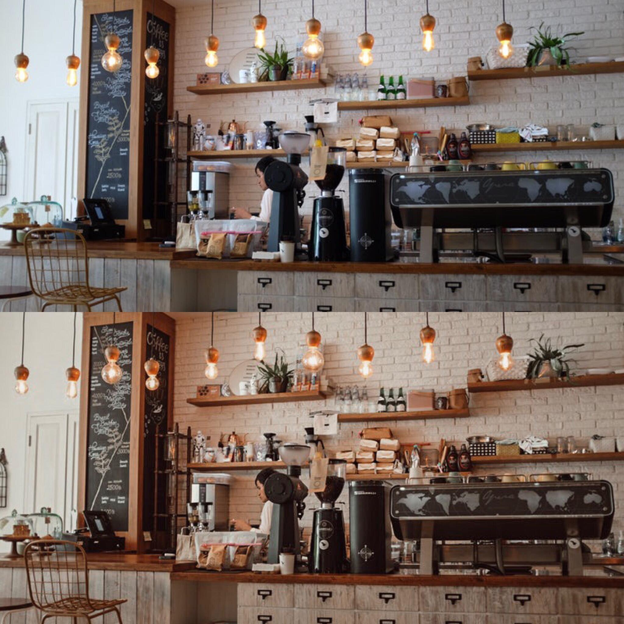 Lightroom Mobile Presets CAFFEINATED Instagram Filter