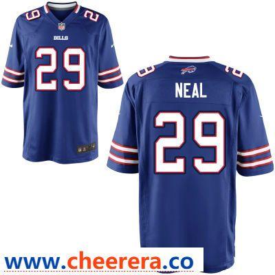 Siran Neal Jersey