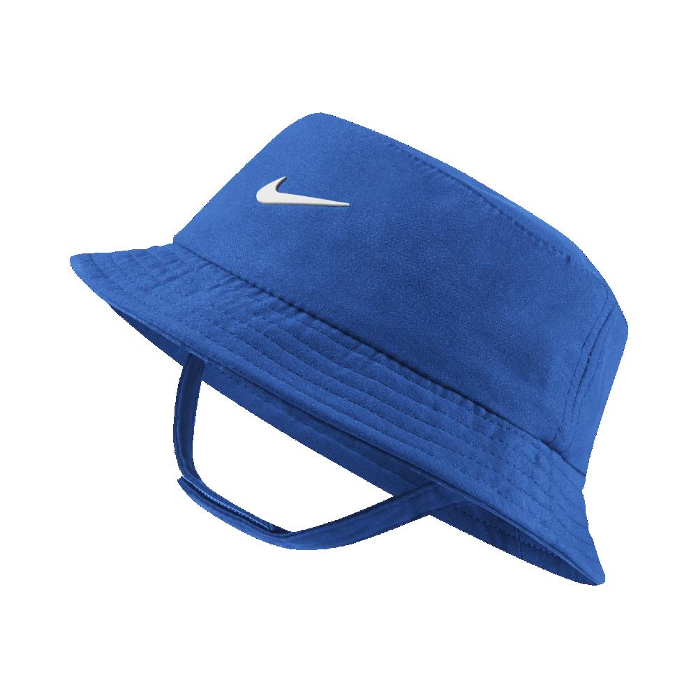 c2abb47c70c Nike Dry Infant Toddler Boys  Bucket Hat (Blue)