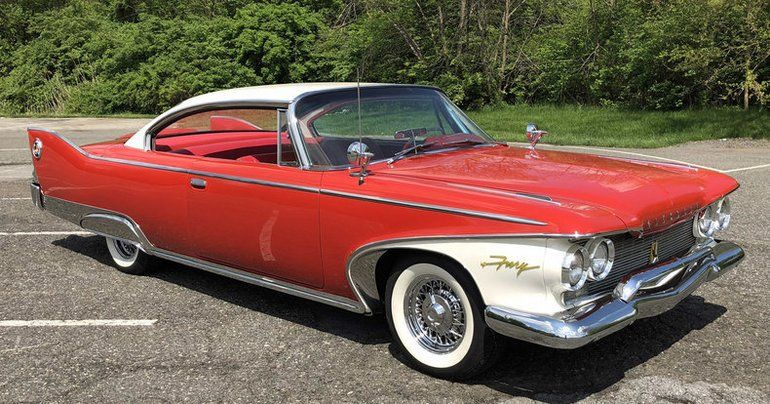 1960 Plymouth Fury For Sale Plymouth Cars Plymouth Fury