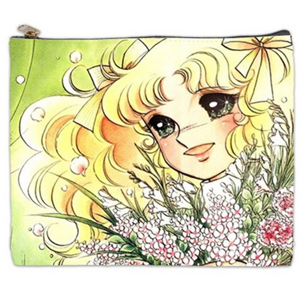 Candy Candy Anime Cosmetic Bag 2 sides (XL) イラスト, アニメ