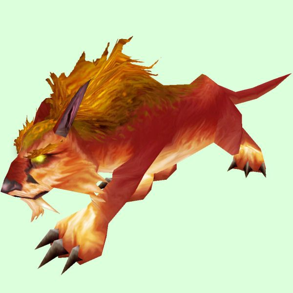 Red Lynx Lynx Pets Creatures