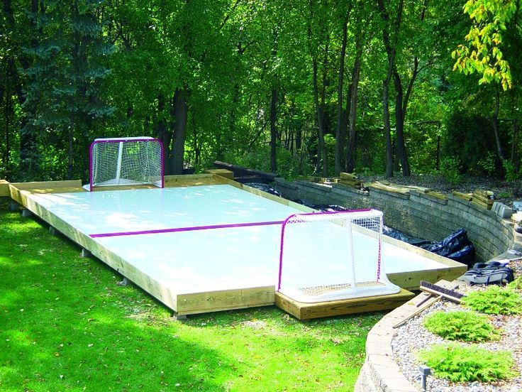Skate In Your Backyard This Spring & Summer! | Outdoor ice ...
