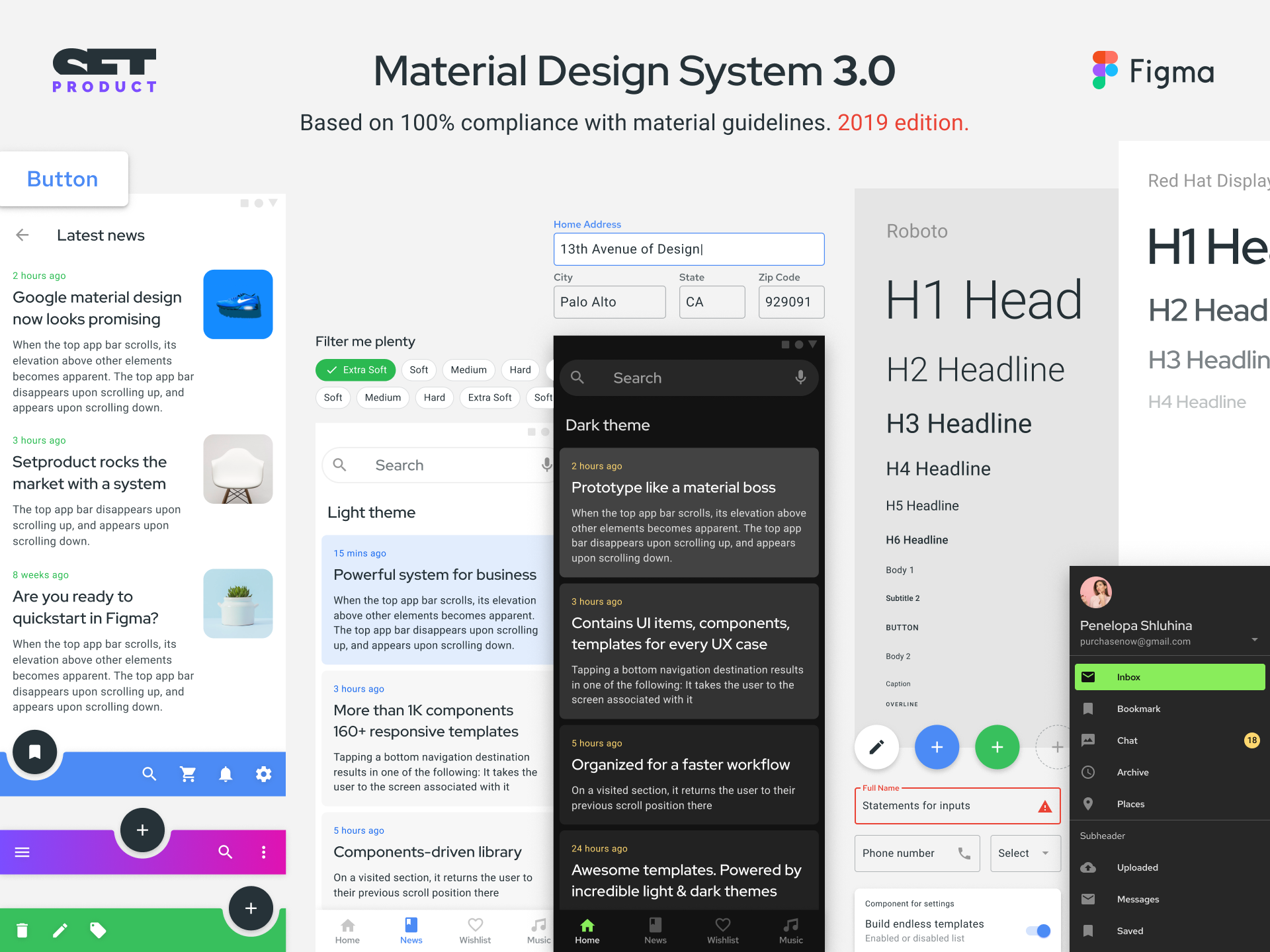 Material Design 3 0