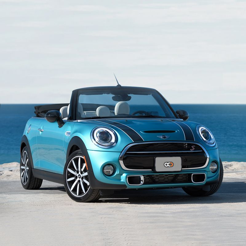 Rent And Drive The 2019 Mini Cooper S Convertible @ AED
