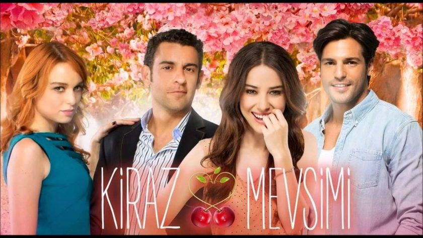 Kiraz Mevsimi Episode 8 English Subtitles is ONLY translated