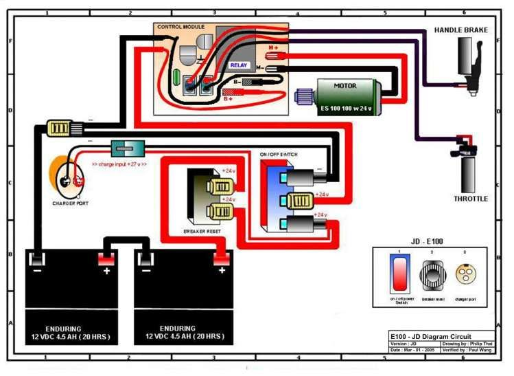 17 24 Volt Electric Scooter Wiring Diagram Razor Scooter Electric Scooter Razor Electric Scooter