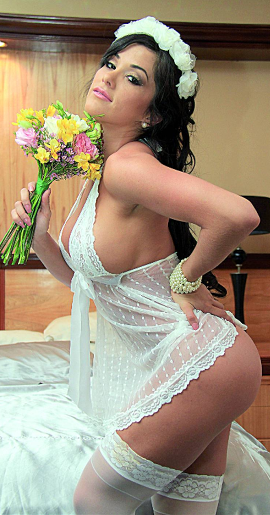 Antonella Materazzi Nude Photos 76