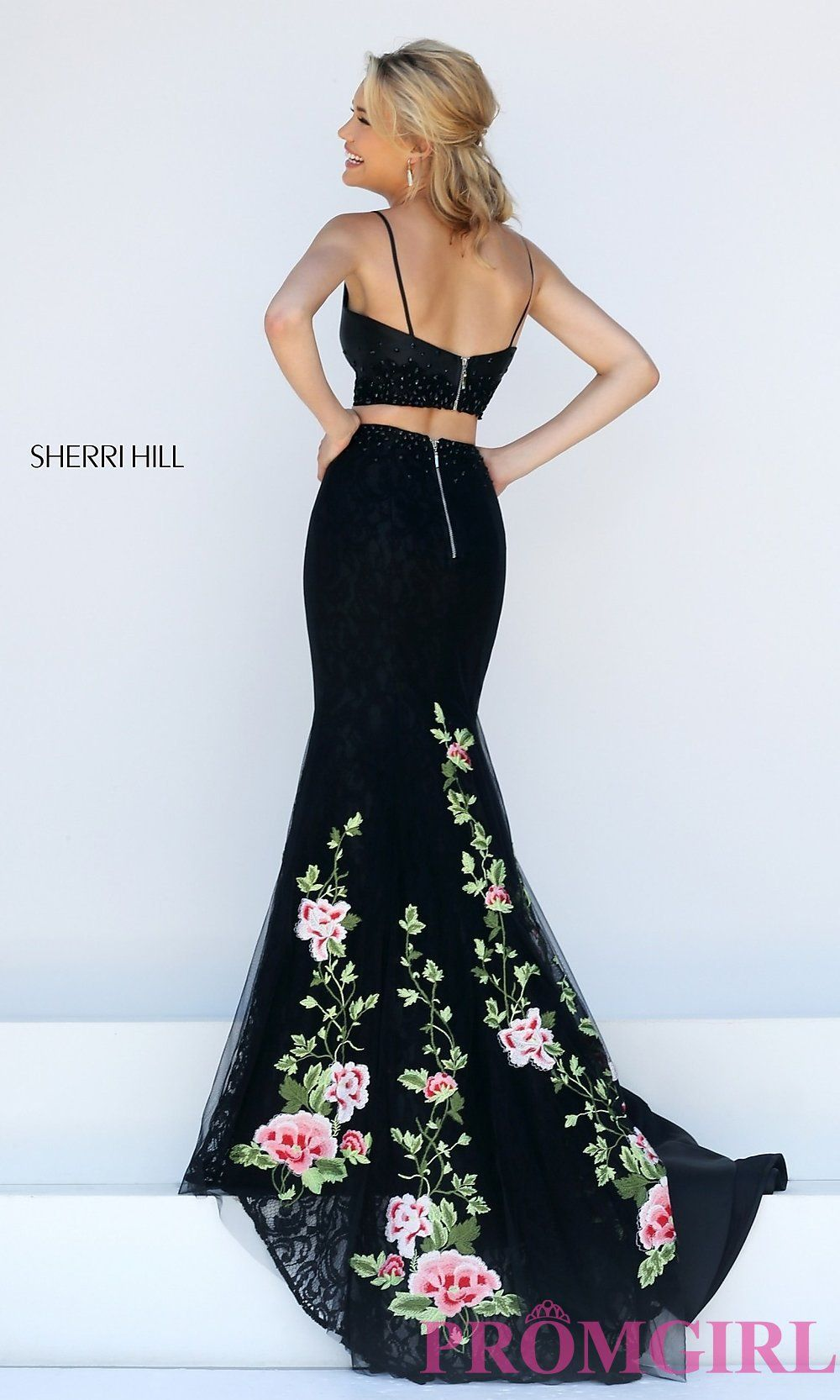 Prom dresses celebrity dresses sexy evening gowns embroidered