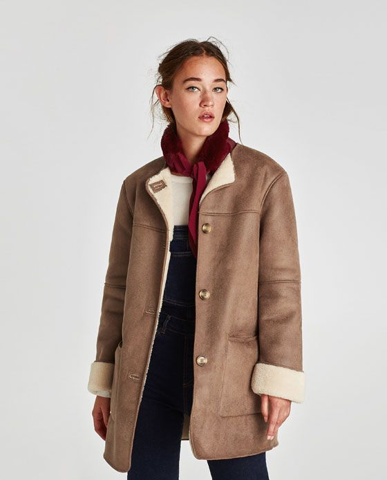 VINTAGE from Image STYLE 3 Pinterest fall 2017 COAT Zara of AWqq4OrE