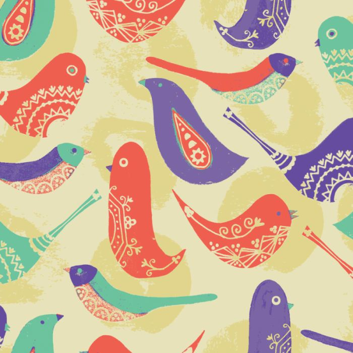 Birdbrooches