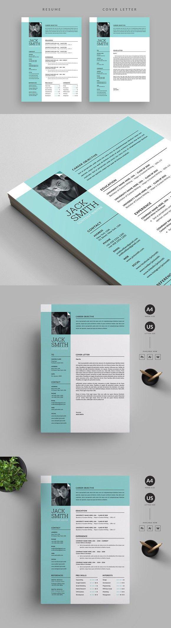 Resume/CV Cover letter for resume, Resume cv, Resume