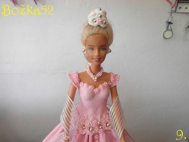Barbie (na dlhšie)   Torty od mamy